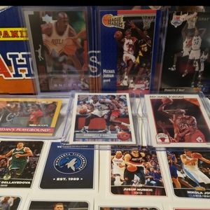 Basketball card bundle